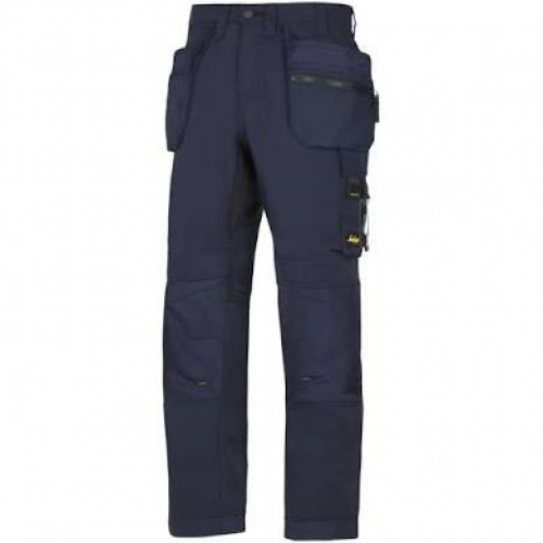 Snickers Allround Work Trousers 6201 Navy