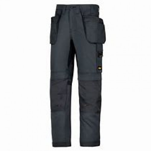 Snickers Allround Work Trousers 6201 Steel Grey